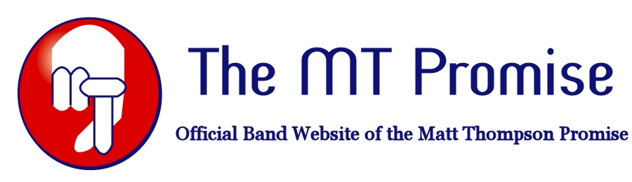 The Official Band Website of the Matt Thompson Promise